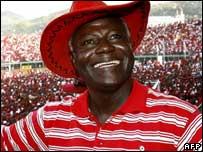 APC's Ernest Bai Koroma