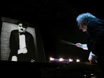 Carl Davis and Chaplin film