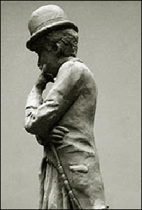 Statuette by John W Mills