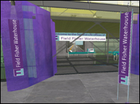 FFW's office in Second Life