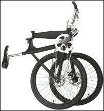 Self-locking bike