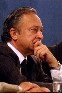 Claudio Uberti, ex director del Órgano de Control de Concesiones Viales