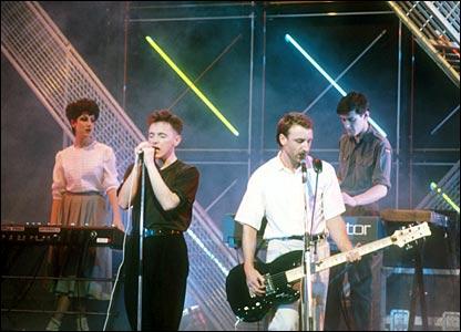 New Order in 1983
