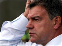 Newcastle boss Sam Allardyce