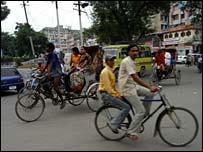 Street scene in Patna