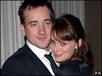 Matthew Macfadyen and Keeley Hawes