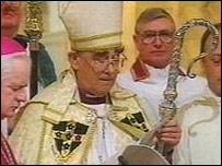 The Most Rev Alwyn Rice Jones