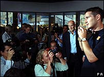 Chelsea's Frank Lampard during the launch of his TV channel