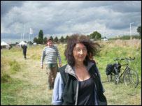 Brenda Hatton, 60, protester