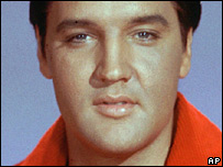 Elvis in undated pic