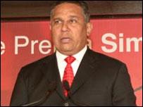 Pedro Carreño, ministro del Interior de Venezuela (Foto cortesía: http://www.mpprij.gob.ve/ )