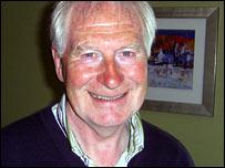 John MacIver. Picture courtesy of John MacIver