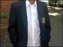 A Kevlar lined blazer