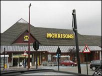 Morrisons in Falside Road Paisley