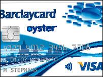 Barclaycard Oyster