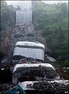 В провинции хунань в южной части китая