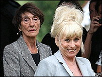 June Brown and Barbara Windsor