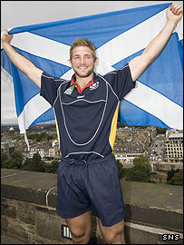 John Barclay is in the Scotland World Cup squad