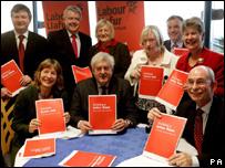 Wales Labour manifesto launch