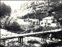 Ybont wreiddiol yn 1814