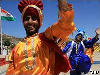 Indian peacekeepers in Lebanon