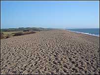Чезильский пляж