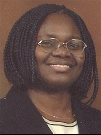 Dr Victoria Anyetei (picture from Kent Police)