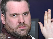 Radio 1 DJ Chris Moyles
