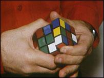 Rubik's cube, BBC