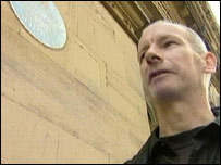 Peterloo campaigner Paul Fitzgerald