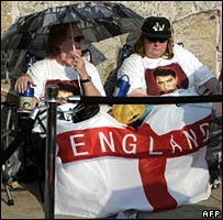 Elvis fans from England