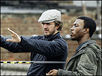 Gary Love and Ashley Walters