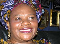 Head of Nafdac Dora Akunyili