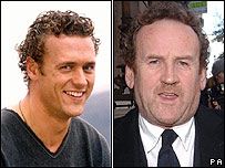 Jason O'Mara and Colm Meaney