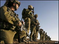 Israeli soldiers. File photo