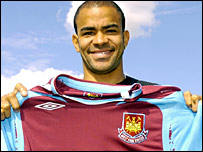 Newcastle's Kieron Dyer