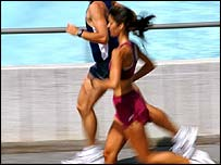 jogging hspace0