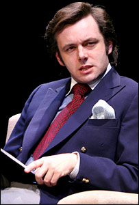 Michael Sheen as David Frost