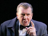 Frank Langella as President Nixon