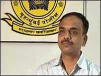 Sanjay Mohite, DCP, Mumbai Police