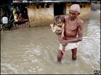 Flooding in Bihar