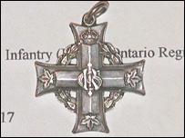 Vimy medal