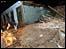 Edificio derrumbado por terremoto en Perú