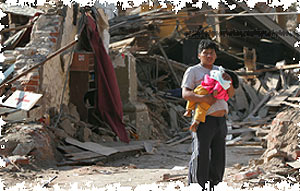 Tragedia en el pa�s andino