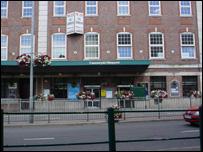 Newport station