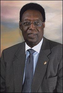 King Kigeli Ndahindurwa V