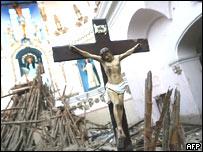 Iglesia de Ica.