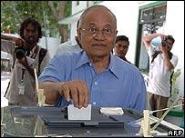 Maldives President, Maumoon Abdul Gayoom