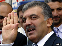 Turkey's Foreign Minister Abdullah Gul -20/08/2007