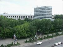 Новосибирский государственный технический университет (фото с сайта info.nstu.ru)